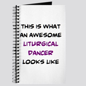 awesome liturgical dancer Journal