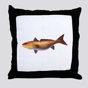 TRACKING Throw Pillow