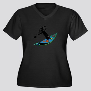 KAYAK Plus Size T-Shirt