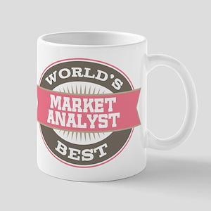 market analyst Mug