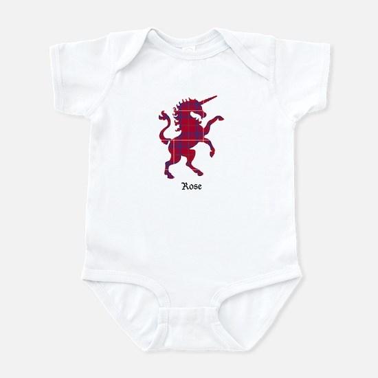 Unicorn - Rose Infant Bodysuit