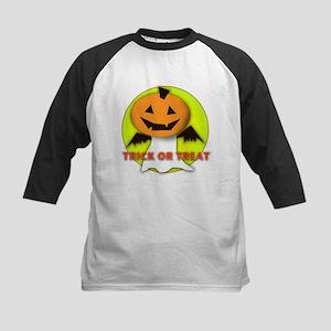 Pumpkinhead Kids Baseball Jersey