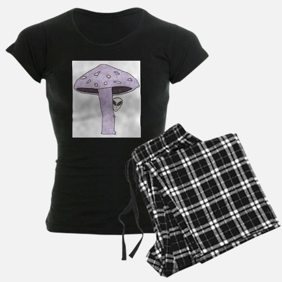 Mushroom Alien.PNG Pajamas