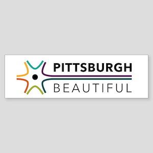 PB Icon Color Bumper Sticker
