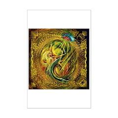 Snakes And Ladders (mini) Poster Print (Mini) Print