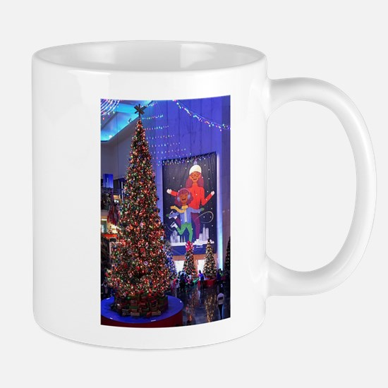 xmas tree 2 Mug
