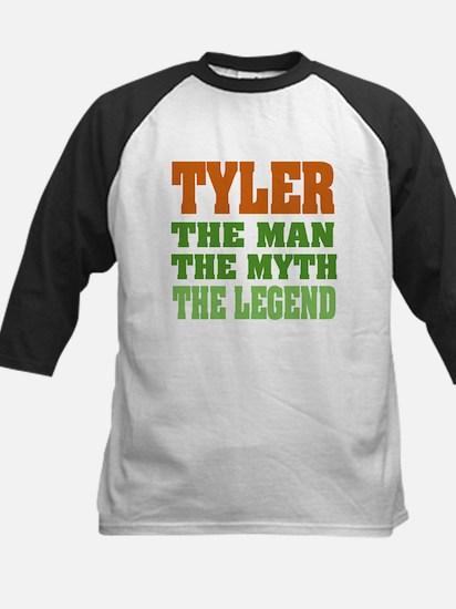 Tyler The Legend Baseball Jersey