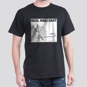 Real Men Kni T-Shirt