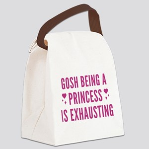 Gosh Princess Canvas Lunch Bag