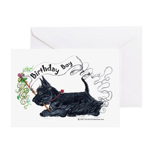 Scottish birthday greeting cards cafepress m4hsunfo