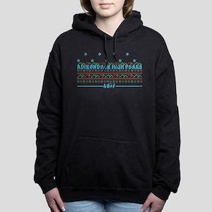 ADK high peaks christma Sweatshirt