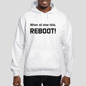 Reboot! Sweatshirt