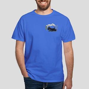 Scottish Terrier Birthday Dog Dark T-Shirt
