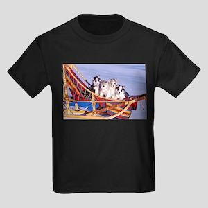 Husky Puppies T-Shirt