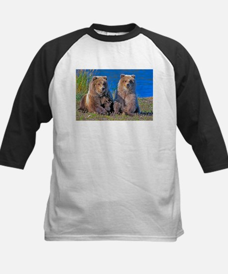 Grizzly twin Cubs Baseball Jersey