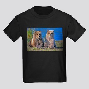 Grizzly twin Cubs T-Shirt