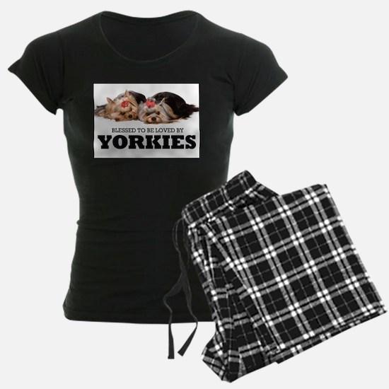 blessed2yorkies Pajamas
