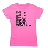 Barrel racing Girl's Dark T-Shirt
