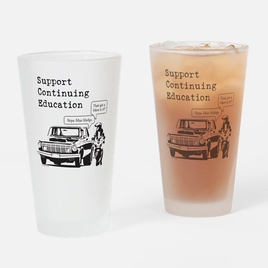 Unique 1963 Drinking Glass