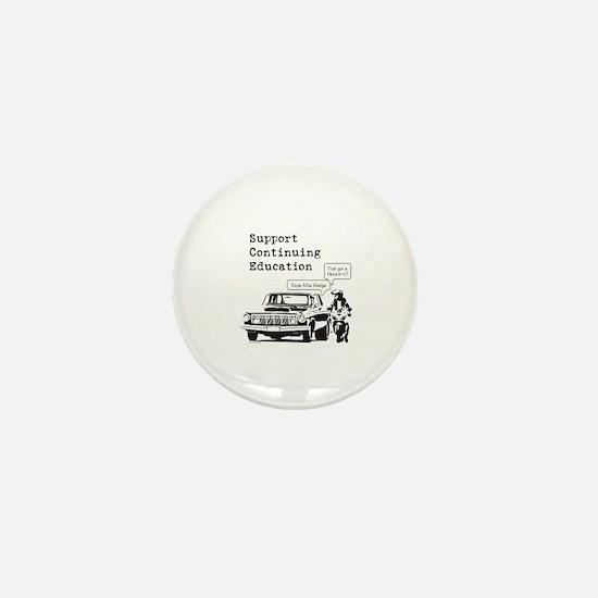 Funny 1963 Mini Button