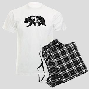 Papa Bear - Family Shirts Pajamas