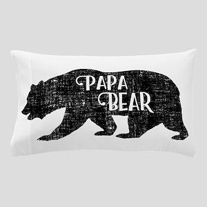 Papa Bear - Family Shirts Pillow Case