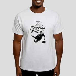 Barrel Racer: Wrecking Ball T-Shirt