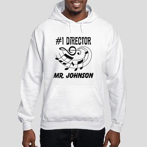 Personalized Music Director Sweatshirt