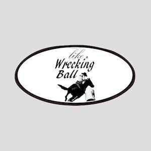Barrel Racer: Wrecking Ball Patch
