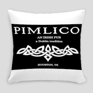 Pimlico Logo Everyday Pillow