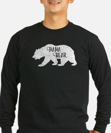 Mama Bear - Family Collection Long Sleeve T-Shirt