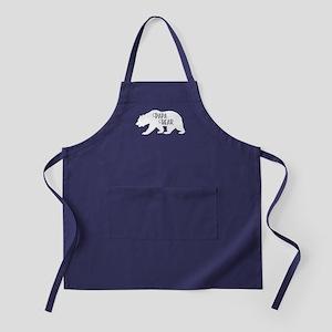 Papa Bear - Family Collection Apron (dark)