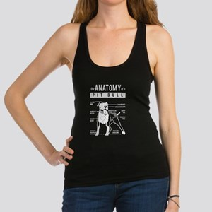 The Anatomy Of A Pit Bull T Shirt Tank Top