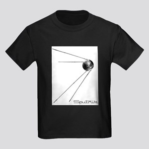 Sputnik Soviet Satellite T-Shirt