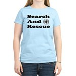 Search And Rescue Women's Light T-Shirt
