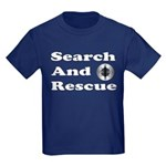 Search And Rescue Kids Dark T-Shirt