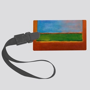 ROTHKO'S WINDOW Luggage Tag