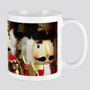 Nutcracker Soldiers - Christmas Toy Soldiers Mugs