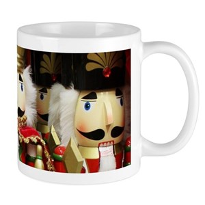 toy soldiers mugs cafepress - Christmas Toy Soldiers