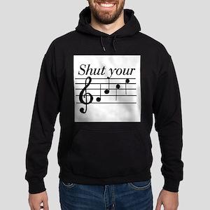 Shut your face Sweatshirt