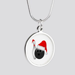 Christmas Bowling Necklaces