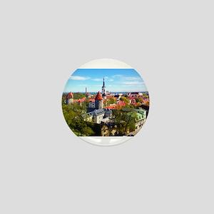 Tallinn Mini Button