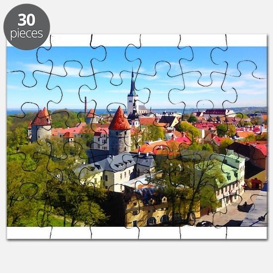 Tallinn Puzzle