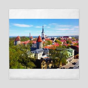 Tallinn Queen Duvet