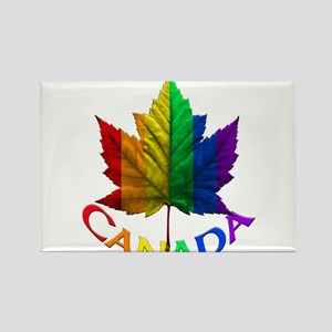 Canada Pride Fridge Gay Pride Rainbow Gift Magnets