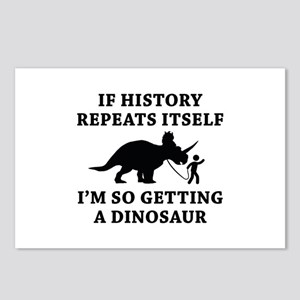History Repeats Postcards (Package of 8)