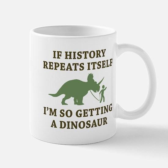 History Repeats Mug
