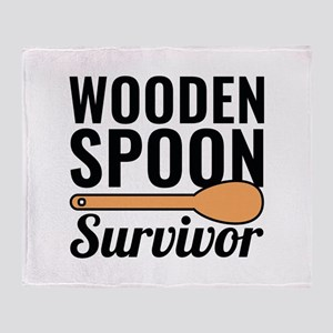 Wooden Spoon Survivor Stadium Blanket