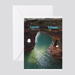 Apostle Islands Greeting Cards