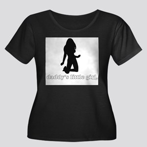 Daddy's Girl Plus Size T-Shirt